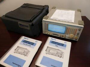 Ifr Aeroflex Marconi 2945a Communication Service Monitor With Opts 02 04 06