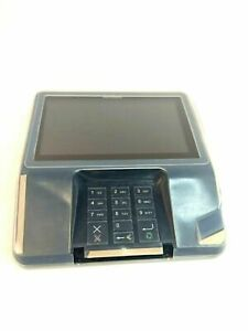 Verifone Mx915 Protective Cover W Tempered Glass Screen Protector New