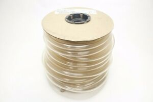 Pack Of 1 Micro Matic 1 2 I d Clear Vinyl Hose 100 Spool