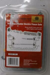 American Farm Works Ghks16 afw 16 Ft Electric Fence Spring Gate Kit