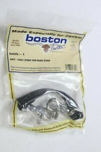 Boston Leather 5425 1 Anti sway Strap For Radio Strap