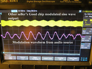 qty 3 Xr2206 Function Signal Generator Usa Seller Chips Tested Ok