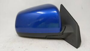 2008 2008 Mitsubishi Lancer Passenger Right Side View Power Door Mirror 58164