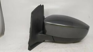 2013 2016 Ford Escape Driver Left Side View Power Door Mirror Grey 58190