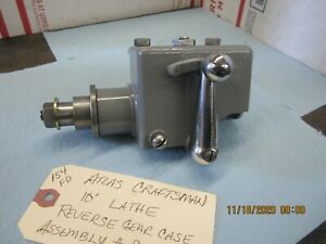 Atlas Craftsman 10 Lathe Reverse Gear Case Assembly 9 27x