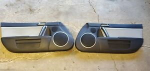 2012 Mazda Miata Door Panels 2007 2015 Leather Interior