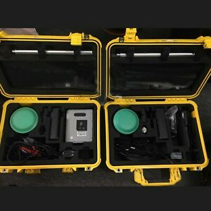 New R6 Gps Rtk Gnss Mobile Station With Fixed Station 1 1