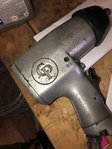 Chicago Pneumatic Cp 734 Air Wrench Impact Gun 1 2 Drive Used