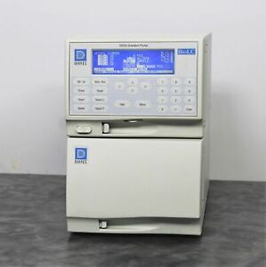 Dionex Gs50 Gradient Pump Hplc Variable Speed With Dx lan Port