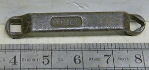 Vintage Airco Oxygen Acetylene Tank Cylinder Wrench