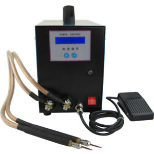 High power Handheld 10kva Battery Spot Welder Machine 220v 110v