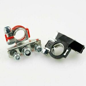 Cars Top post Battery Cable Terminal Positive Negative Clamp Connectors