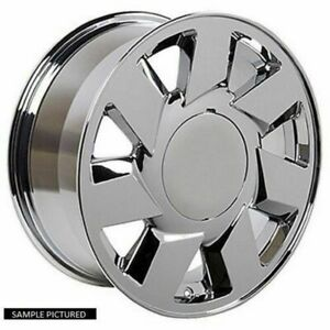 Replacement Wheels 17 Inch Rims For 2006 2011 Cadillac Dts 3810