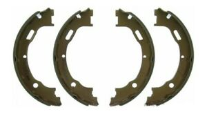111 07770 Centric Parking Brake Shoes 2 wheel Set Rear New For Mercedes Ml Class