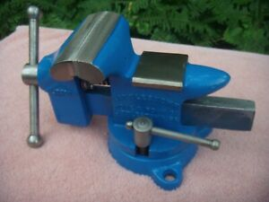 Littco Littlestown Pa Bench Vise Model 112 made In Usa