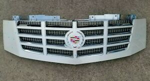 2007 2008 2009 2010 2011 2012 2013 2014 Cadillac Escalade Grill Oem Complete