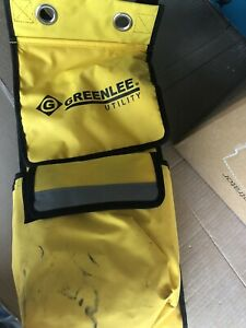 Greenlee Esc25lx W Battery And Charger