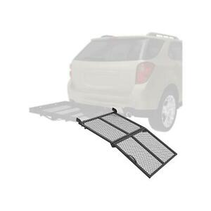 32 75 X 31 25 With 5 5 Rail Utility Cargo Carrier Loading Ramp to Be Used With