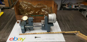 Brown Sharpe 599 246 0 4 X 00005 Ultra Mike Bench Micrometer Comparator