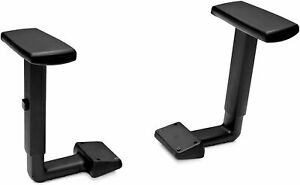 Hon Height adjustable T arms For Volt Series Task Chair Black 5795t