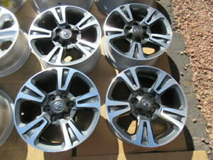 Toyota Tacoma Oem Factory 17 Wheels Rims 6x5 5