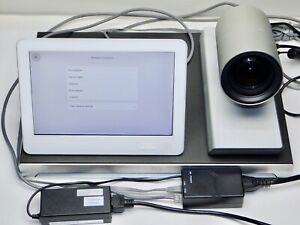 Cisco Telepresence Sx80 Video Conference System Touch10 Precision 60 V1 Camera