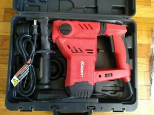 Bauer 1 1 8 In Sds Variable Speed Pro Rotary Hammer Drill