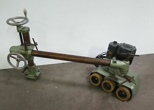 Holzher Et 117 Powered Feed Roller 3 Rolls Power Feeder Made In Germany