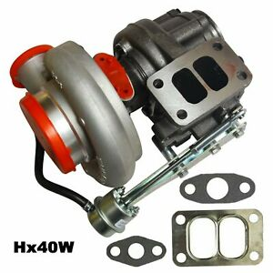 hx40w Turbo Charger Drag Diesel For Holset T3 Flange Dodge Ram Cummins New