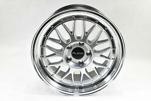 Alzor 18 x8 5 Style 881 Wheels Offset 35 Pcd 5 120 Hub 72 6