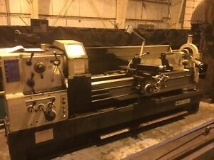 Victor Lathe With 30 Day Return Privilege S2280s Hollow Spindle
