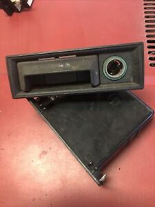 Vw Mk1 Rabbit Cabriolet Jetta Ashtray Frame Dash Trim Mk1 Oem