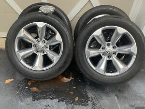 20 2019 Dodge Ram 1500 Wheels And Tires