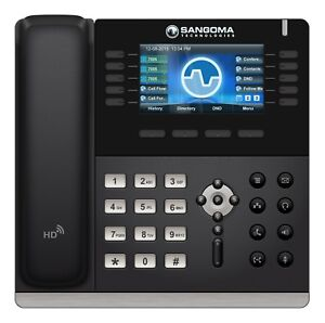 Sangoma Technologies Sgm s705 Sangoma S705 6 Sip Accounts Executive Level Phone