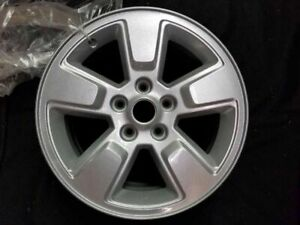 08 09 10 11 12 Jeep Liberty Wheel 16x7 Alloy Painted Silver 10293