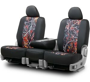 Custom Fit Neo camo Front Seat Covers For The 2013 2018 Dodge Ram