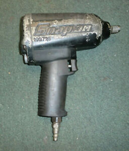 Snap On 1 2 Air Impact Wrench Mg725 Black Mg 725 Drill