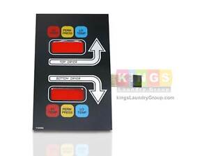 112559 With Arrow Sign Opl Keypad For American Dryer Adc Model Ad320 ad330