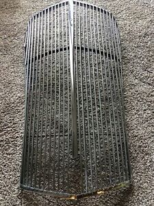 1937 Chevrolet Chevy Truck Grill Grille Very Nice Condition