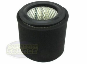 New Ap428 Air Compressor Paper Intake Filter Element With Pre Filter 18p