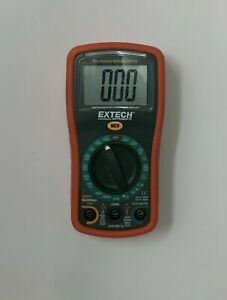Extech Ex310 Mini Digital Multimeter 600v 2000 Kohms