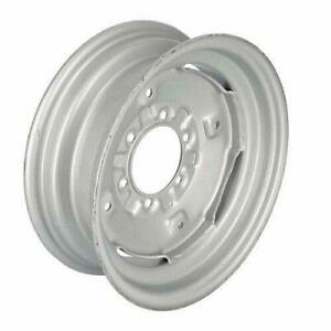 C5nn1007a Front Wheel Rim 5 5 16 For Ford Tractor 8n 2000 3000 4000 5000 6600