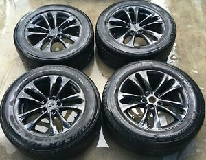 2008 Infiniti Ex35 18 Inch Wheel Rims W Tires Set Of 4 Or7 Wh473