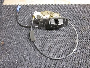 00 04 Honda Odyssey Tail Gate Lift Latch Lock Actuator