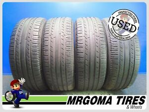 4 Michelin Premier Ltx 235 55 19 Used Tires 71 Rmng No Patch 101v 2355519