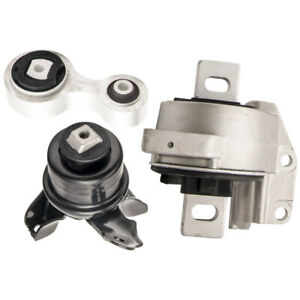 Engine Motor Mount Transmissiom Mount For Ford Fusion 3 0l For 2wd2006 2009