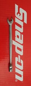 Snap On Tools 10mm Flex Head Open End 12 Pt Combination Wrench Fhom10