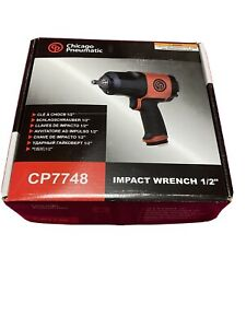 Chicago Pneumatic Cp7748 Composite Air Impact Wrench 1 2 Drive Brand New