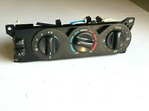 1999 2001 Mercedes Ml class A c Heater Climate Control Unit 163 830 0185 Oem