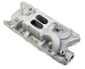 Weiand 8020wnd Stealth Intake Manifold 221 260 289 302 Ford Gt Mustang Mercury